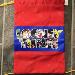 Other - Looney Tunes Cinch Bag